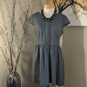Madewell Gray Dress